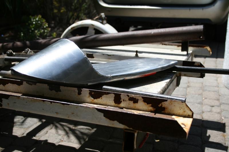 Cafe Racer Seat Pan Build