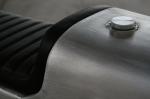 CB750 Cafe Racer Seat Aluminum Oil Tank oil cap