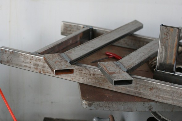 Helve Hammer Build metal forming more supports