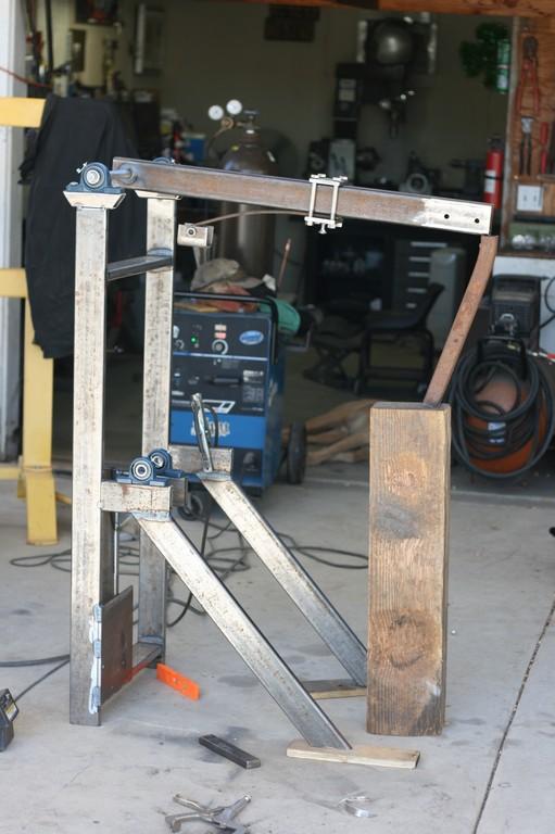 Helve Hammer Build how to make